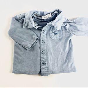 💁🏻♀️SUMMER SALE 2/$5💁🏻♀️ Mexx button shirt